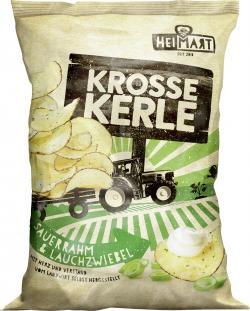 Heimart Krosse Kerle Sauerrahm & Lauchzwiebel (115 g) - 4260257870085