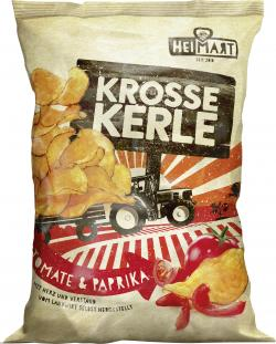 Heimart Krosse Kerle Tomate & Paprika (115 g) - 4260257870078