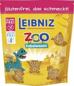 Leibniz Zoo Fabelwesen Glutenfrei (100 g) - 4017100381690