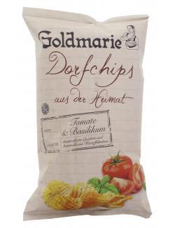 Goldmarie Dorfchips Tomate-Basilikum