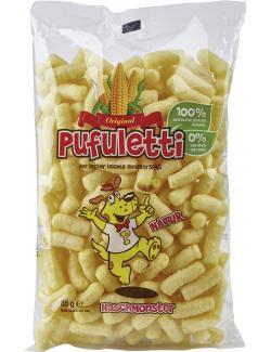 Naschmonster Pufuletti natur (85 g) - 4260073358101