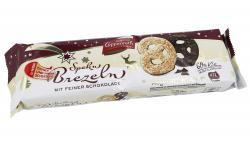 Coppenrath Spekulatius Brezeln mit Schokolade