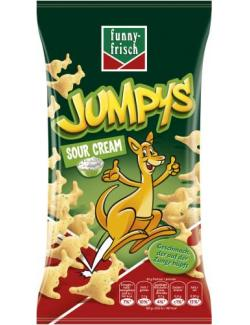 Funny-frisch Jumpy's Sour Cream (75 g) - 4003586006844