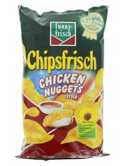 Funny-frisch Chipsfrisch Chicken Nuggets Style
