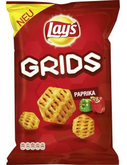 Lay's Grids Paprika (90 g) - 4060800182821