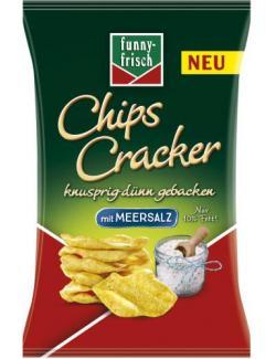 Funny-frisch Chips Cracker Meersalz