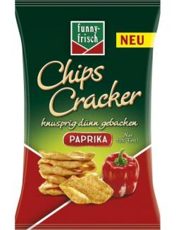 Funny-frisch Chips Cracker Paprika