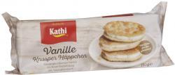 Kathi Knusper Häppchen Vanille
