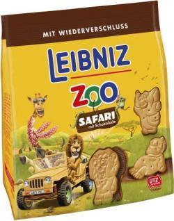 Leibniz Zoo Safari mit Schokolade