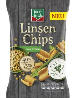 Funny-frisch Linsen Chips Sour Cream