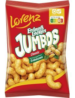 Lorenz Erdnuss-Locken Jumbos