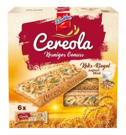 De Beukelaer Cereola Keks-Riegel Joghurt-Müsli