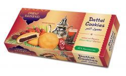 Orient Bäckerei Dattel Cookies