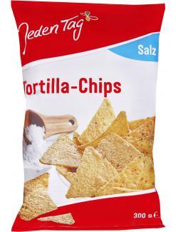 Jeden Tag Tortilla Chips Salz