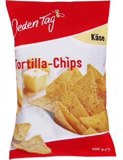 Jeden Tag Tortilla Chips Käse