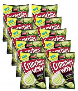Lorenz Crunchips Wow Cream & Wasabi