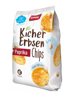 Lorenz Kichererbsen Chips Paprika