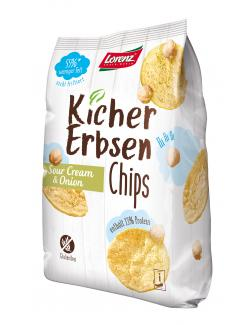 Lorenz Kichererbsen Chips Sour Cream & Onion