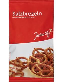 Jeden Tag Salzbrezel