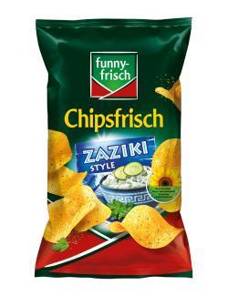 Funny-frisch Chipsfrisch Zaziki Style