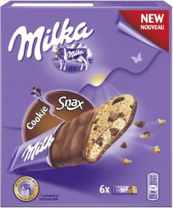 Milka Cookie Snax