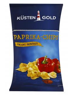 Küstengold Chips Paprika