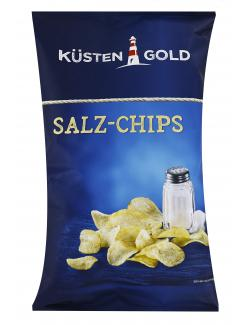 Küstengold Chips gesalzen