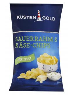 Küstengold Chips Sauerrahm & Käse