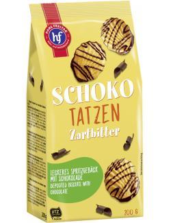 Hans Freitag Schoko Tatzen Zartbitter