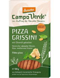 Campo Verde Demeter Pizza Grissini Gebäckstangen
