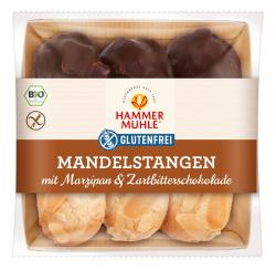 Hammermühle Mandelstangen mit Marzipan & Zartbitterschokolade