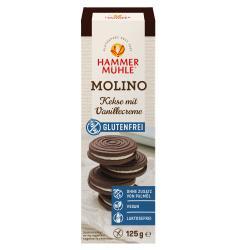 Hammermühle Molino Kekse mit Vanillecreme