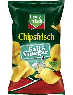 Funny-frisch Chipsfrisch Salt & Vinegar