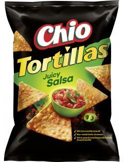Chio Tortillas Juicy Salsa