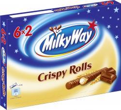 Milky Way Crispy Rolls (150 g) - 4011100012721