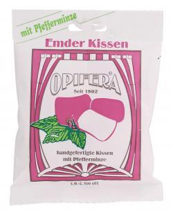 Opifera Emder Kissen Pfefferminze