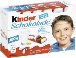 Kinder Schokolade (300 g) - 40084329