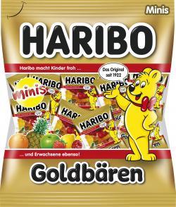 Haribo Goldbären Minis