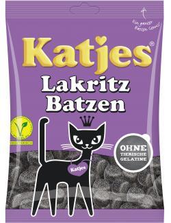 Katjes Lakritz Batzen (200 g) - 4037400003030