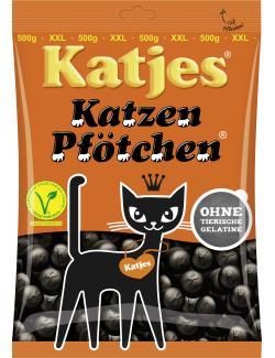 Katjes Katzenpfötchen (500 g) - 4037400408026