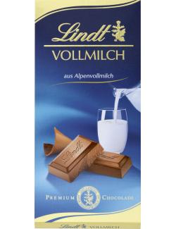 Lindt Vollmilch (100 g) - 4000539001307