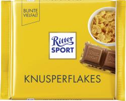 Ritter Sport Bunte Vielfalt Knusperflakes