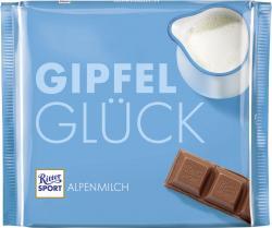 Ritter Sport Gipfel Glück Alpenmilch