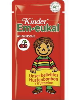 Em-eukal Kinder Hustenbonbons Wildkirsche