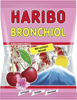 Haribo Bronchiol Kirschgeschmack