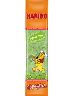 Haribo Apple Sour Spaghetti