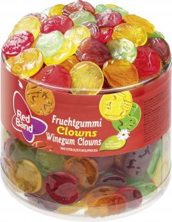 Red Band Fruchtgummi Clowns