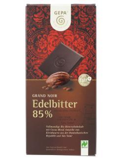 Gepa Bio Grand Noir Edelbitter (100 g) - 4013320066379