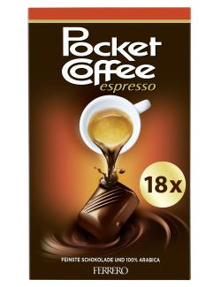 Pocket Coffee Espresso