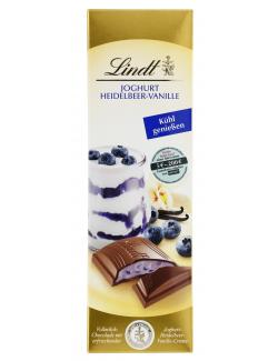 Lindt Joghurt Heidelbeer-Vanille (100 g) - 4000539033100